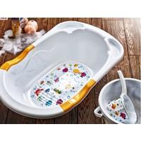 Mpa Baby Design 5 Parça Bebek Banyo / Tuvalet Seti