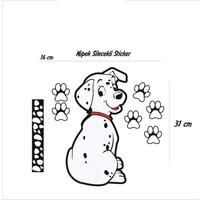 StickerMarket köpek Silecek Stickeri