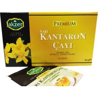 Akzer Sarı Kantaron Bitki Çayı