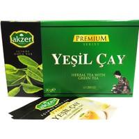 Akzer Yeşil Çay Bitki Çayı