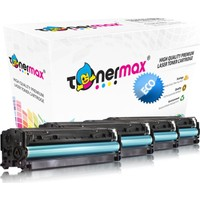 Toner Max® Hp 131A / Pro 200 M276 / M251 / Cf210A Muadil Toneri - Ekonomik