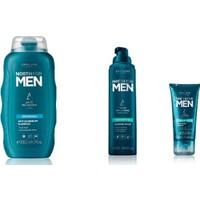 Oriflame North For Men 3Lü Set Erkek Temizleme Seti