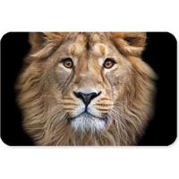 Fotografyabaskı Asya Aslanı Dikdörtgen Mouse Pad