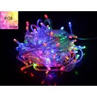 Practika Ledli 8 Fonksiyonlu Dekor Lambası (10m RGB) (100 Ledli)
