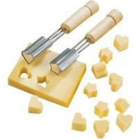 Practika Kalp Şekilli Peynir Kesici