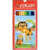 Colorbank 12 Renk Boyama Kalemi