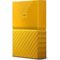 """WD My Passport 2TB2,5"""" USB 3.0 Sarı Taşınabilir Disk WDBYFT0020BYL"""