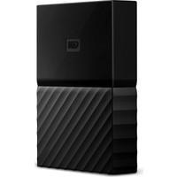 """WD My Passport 1TB2,5"""" USB 3.0 Siyah Taşınabilir Disk WDBYNN0010BBK"""