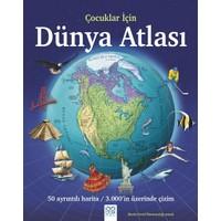 Çocuklar İçin Dünya Atlası - Weldon Owen