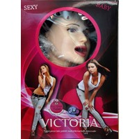 Lips Delta Realistik Sesli Victoria Şişme Manken
