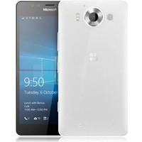 Kılıfshop Microsoft Lumia 950 Ultra İnce Silikon Kılıf