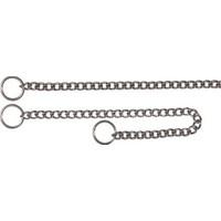 Paslanmaz Çelik Köpek Boğma Tasma Trixie 45cm/2,5mm