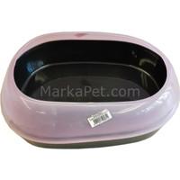 Gardenmix Oval Derin Kedi Tuvalet Kabı 49*38*16