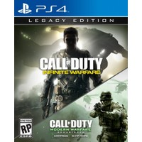 Call Of Duty Infinite Warfare - Legacy Edition PS4 Oyun