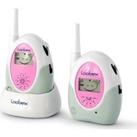 Loobex LBX-2615 LCD Ekranlı Bebek Dinleme Telsizi - Pembe