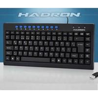 Hadron Hd829 Mini Multimedia Usb Klavye