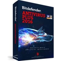 Bitdefender Antivirüs Plus 2016 – 5 Kullanıcı