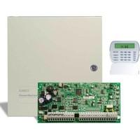 Dsc Pc 1832 Alarm Paneli + Büyük Metal Kabinet + Pk 5501 Şifre Paneli