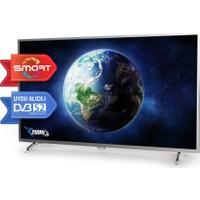 """Axen Ilgaz 49"""" 124 Ekran Uydu Alıcılı Full HD Smart LED TV"""