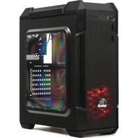 Akasa Venom LX USB 3.0 600W 80+ Bronze Mid Tower Oyuncu Kasası (AK-ATX03-A3B60E)