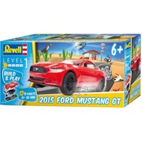 Adore Vea06110 Yap Oyna Ford Mustang 1:25 Revell Seviye 1