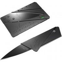 Hediye Paketim Cardsharp Katlanabilir Bıçak Siyah