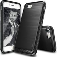 Ringke Onyx iPhone 7 Kılıf Black - Ultra Extra Darbe Dağıtıcı Tam Koruma