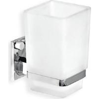 Çelik Banyo De Luxe Diş Fırçalık