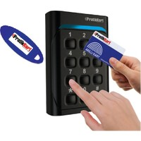 Pratikkart Akıllı Kart Geçiş Sistemi Kartlı Ve Şifreli Pratik-Cp Serisi