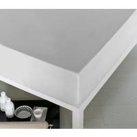 Home De Bleu Tek Kişilik Pamuk Çarşaf Beyaz 160x200 cm