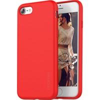 Araree Aırfıt Apple iPhone 7 Plus Tangerıne Kırmızı Kılıf