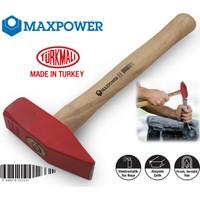 Maxpower Ahşap Saplı Çekiç 100gr