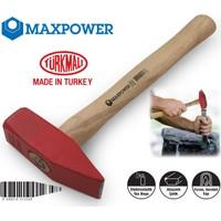Maxpower Ahşap Saplı Çekiç 200gr