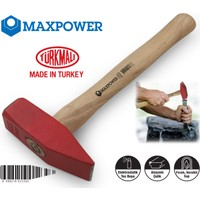 Maxpower Ahşap Saplı Çekiç 2000gr