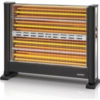 Simfer S.2800.ESL.BF - Buhar + Fanlı Slim Line Serisi Isıtıcı