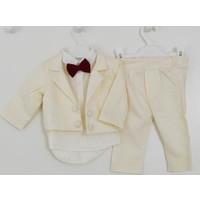 Pugi Baby 2057 Ceketli Erkek Bebek Mevlüt Takımı