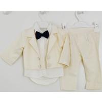 Pugi Baby 2056 Ceketli Erkek Bebek Mevlüt Takımı