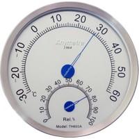 Anymetre Duvar Tipi Dev Boy Termometre Ve Higrometre Thr176