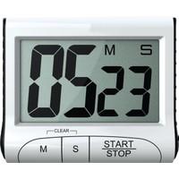 Büyük Ekran Elektronik Mutfak Saati Zamanlayıcı Thr161