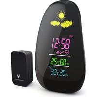 Kablosuz İç Ve Dış Mekan Termometre Ve Nem Ölçer Thr165