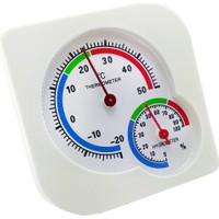 Manuel Termometre Ve Nem Ölçer - Higrometre Thr173