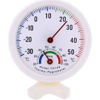 Manuel Termometre Ve Nem Ölçer Higrometre Thr179