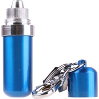 Zippo Benzini İçin Mavi Benzin Tankı - Anahtarlık Ps88Mv