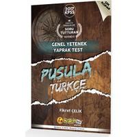 Kitapcım.Biz Yayınları Kpss 2017 Pusula Türkçe Çek Kopar Yaprak Test