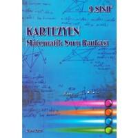 Kartezyen Eğitim Yayınları 9. Sınıf Matematik Soru Bankası Mavi Seri