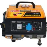 Saro SR1200 C Benzinli Jeneratör 1 kVa