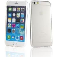 Case Apple iPhone 6 Plus (5.5)TPU ince Şeffaf Silikon Kılıf