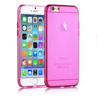 İmpashop Apple iPhone 6 Plus Silikon Kılıf Ultra İnce 0.3Mm Kılıf