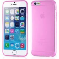 İmpashop Apple iPhone 6S Silikon Kılıf Ultra İnce 0.3Mm Kılıf