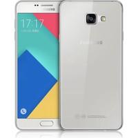 İmpashop Samsung Galaxy C7 Silikon Kılıf Ultra İnce Kılıf
